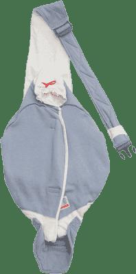 LODGER Nosítko Shelter 2.0 Cotton Sport – Grey
