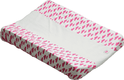 LODGER Poťah Changer Cotton Reluxury - Rosa