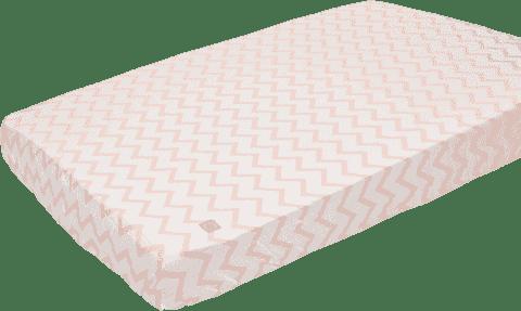 LODGER Plachta Slumber Cotton do postieľky 40x80cm - Nude