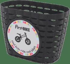 FIRST BIKE Košík černý