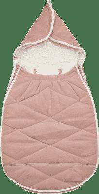 LODGER Fusak Mini-Bunker Fleece - Blush