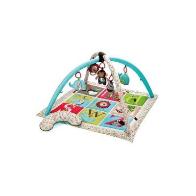 SKIP HOP Abc Zoo - Deka s hrazdou