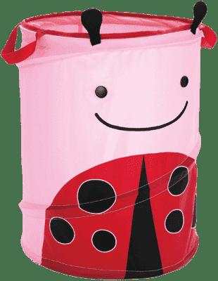 SKIP HOP Zoo Box na hračky - Lienka