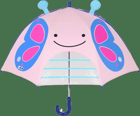 SKIP HOP Zoo Dáždnik - Motýlik
