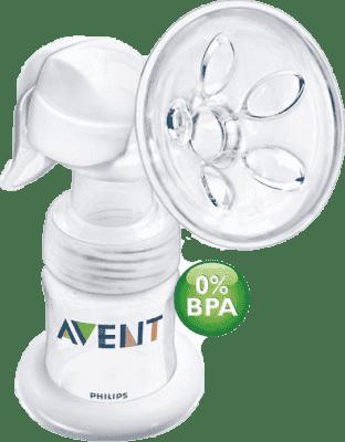 AVENT Manuální odsávačka mateřského mléka Natural