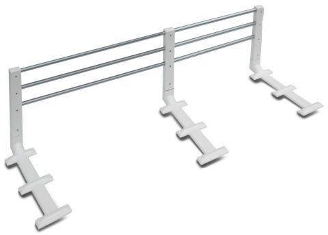 REER Barierka ochronna na łóżko regulowana