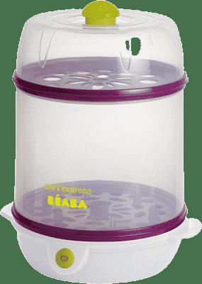 BEABA Elektrický sterilizátor Express Gipsy