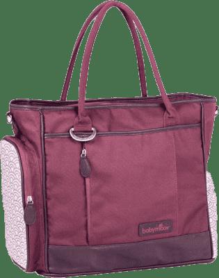 BABYMOOV taška Essential Bag Cherry