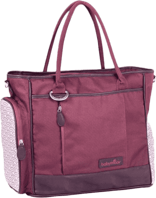 BABYMOOV Torba do przewijania Essential Bag Cherry