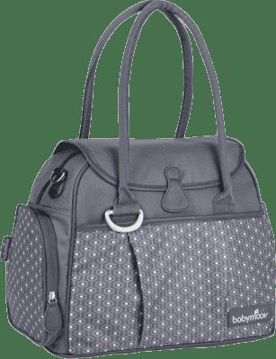 BABYMOOV Přebalovací taška s podložkou Style Bag - Zinc