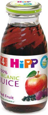 HIPP Šťáva z červených plodů 200ml