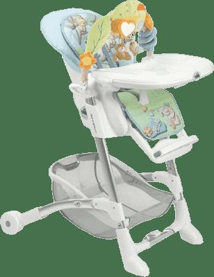 CAM Krzesełko do karmienia Istante Chrom, 225