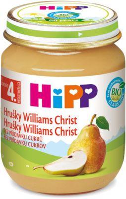 HIPP Hruškový Williams-Christ (125 g) - ovocný príkrm