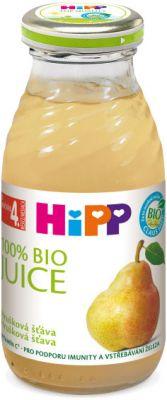 HIPP BIO Hrušková šťava 200 ml
