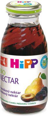 HIPP BIO Švestkový nápoj (200 ml)