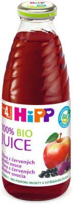 HIPP Šťava z červených plodov 500 ml