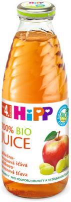 HIPP BIO Jablkovo - hroznová šťava 500 ml