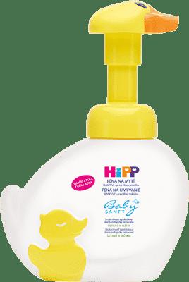 HIPP Babysanft Pěna na mytí 250 ml - kachnička