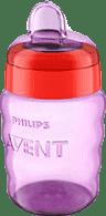 Philips AVENT Hrneček pro první doušky Classic 260 ml dívka