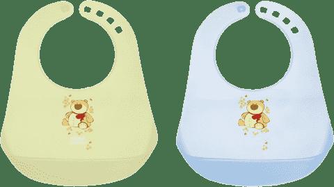 CANPOL BABIES Plastový bryndák-kluk-různé druhy