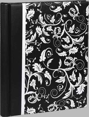 AURORA-album na zdjęcia z nalepkami. Ciemny