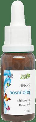 ATOK Nosní olej BABY 10 ml