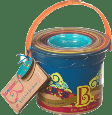B.TOYS Bazillion Bucket Wkładane kubełki
