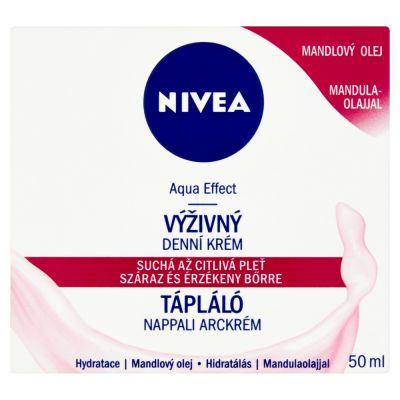 NIVEA Odżywczy krem nawilżający na dzień 50 ml