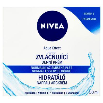 NIVEA Nawilżający krem-żel na dzień do cery normalnej 50 ml