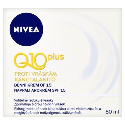 NIVEA Denný krém proti vráskam Q10 50ml