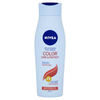 NIVEA Šampon Color Protect 250 ml