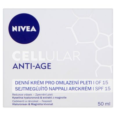 NIVEA Denný krém Cellular Anti-age 50ml