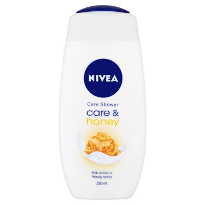 NIVEA Żel pod prysznic Honey Milk 250 ml
