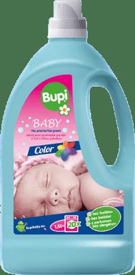 BUPI Baby Color płyn do prania do skóry wrażliwej 1,5 l