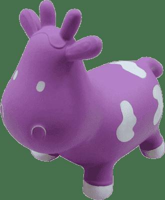 PETITE&MARS Zvieratko skákacie - kravička Marta