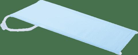PETITE&MARS Leżaczek Meli do wanienki – niebieski