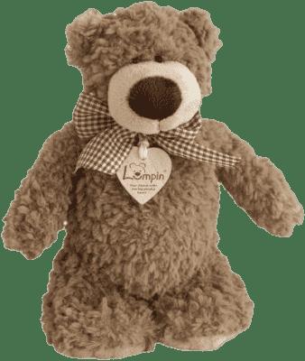 LUMPIN Niedźwiadek Denis ze wstążką, mały