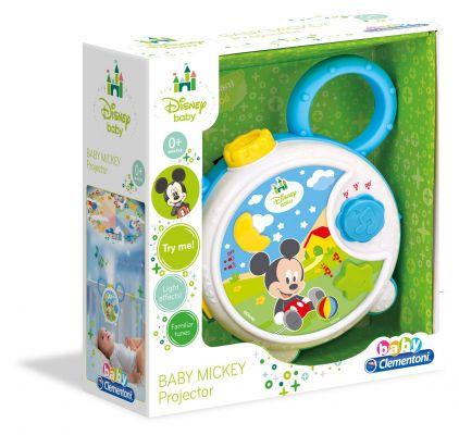 CLEMENTONI Mickey – Projektor dla dzieci