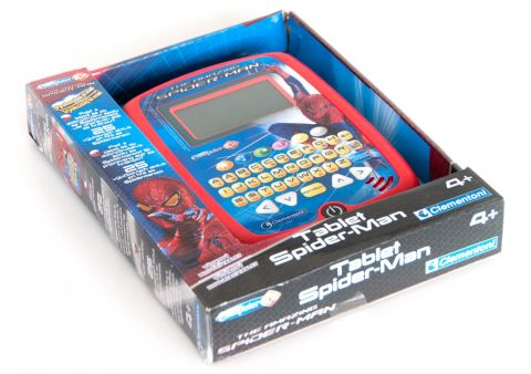 CLEMENTONI Tablet Spiderman