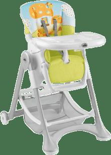 CAM Krzesełko do karmienia Campione – muchomorek