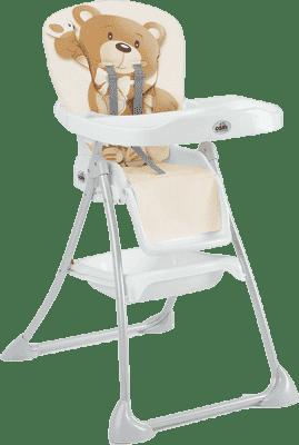 CAM Krzesełko do karmienia Mini Plus – miś