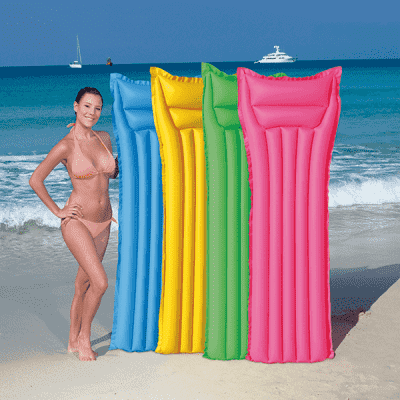 BESTWAY Materac plażowy 4 kolory