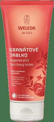 WELEDA Sprchový krém Granátové jablko 200 ml