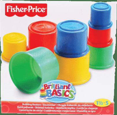 FISHER-PRICE Kubeczki do ustawiania