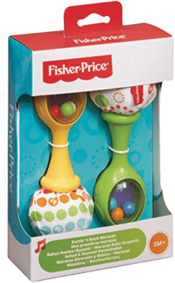 FISHER-PRICE Marakasy