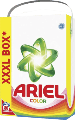 ARIEL Color 6kg (80 dávok) - prací prášok