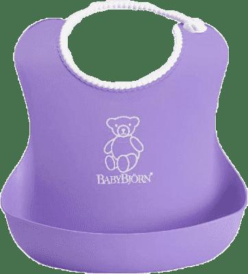 BABYBJÖRN Śliniaczek Soft – lila