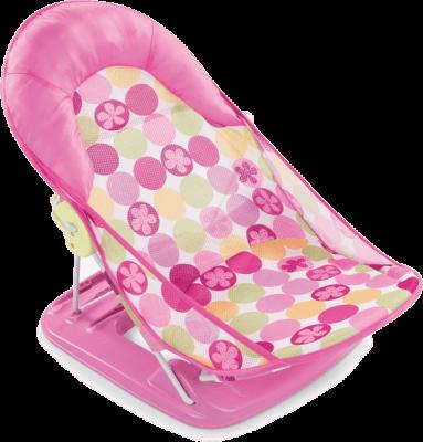 SUMMER INFANT Siedzisko do kąpieli różowe