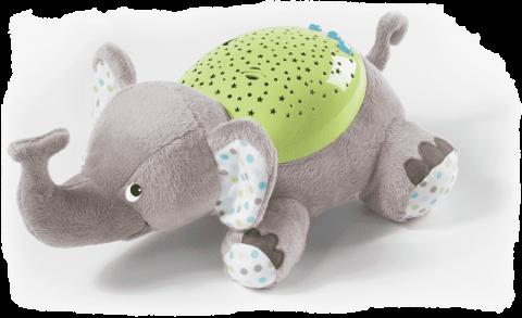 SUMMER INFANT Kámoš na spanie - Eddie (slon)