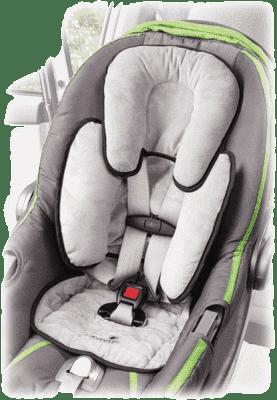 SUMMER INFANT Vložka do kočíka Snuzzler-PiddlePad 2v1